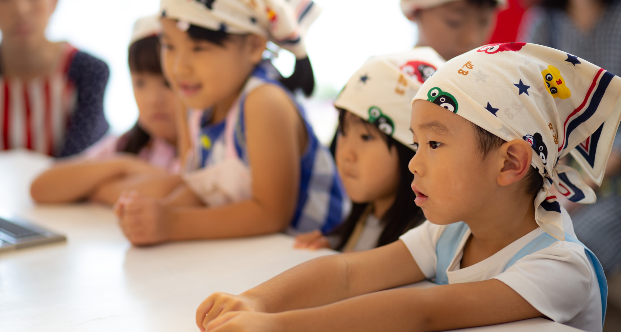大人から子どもまで、セラミックナイフで行う食育活動